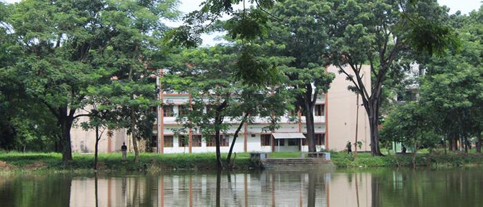Institute Pond